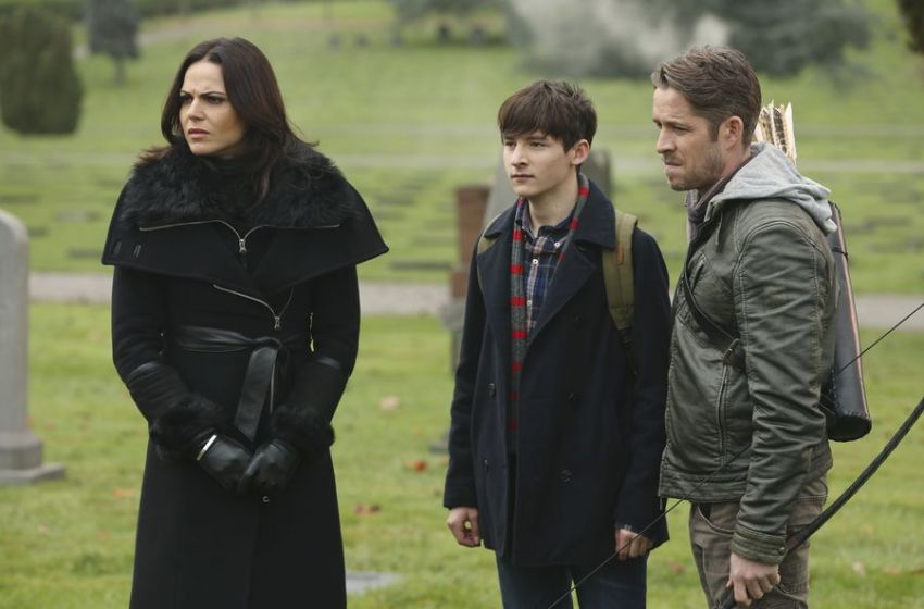 Once Upon A Time Season 6 Renewal Ordered At ABC