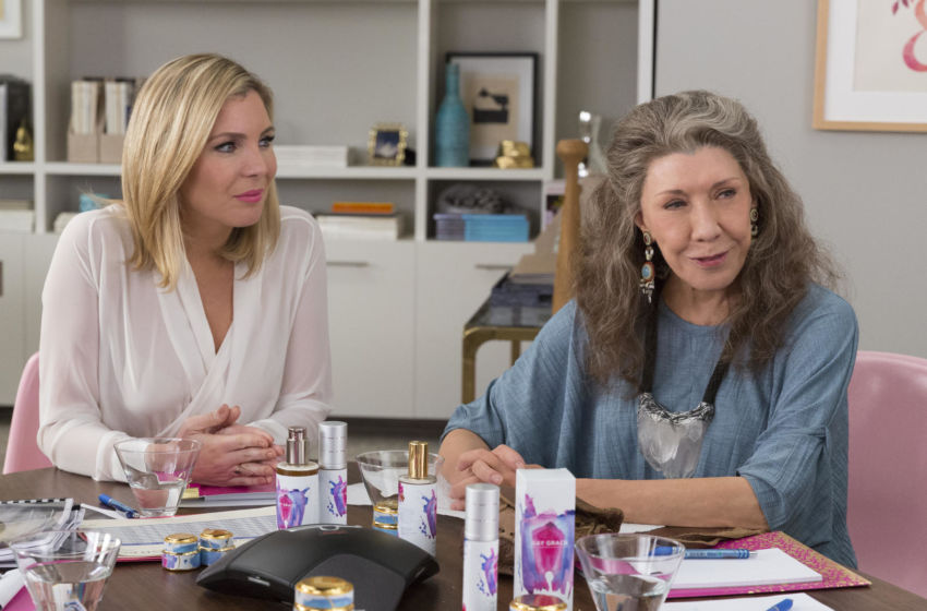 grace and frankie finale yam lube and vibrators. Black Bedroom Furniture Sets. Home Design Ideas
