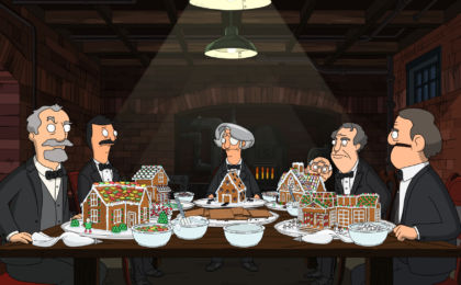 Bob's Burgers - The Last Gingerbread House on the Left