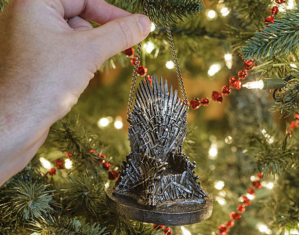 10 essential game of thrones gifts for the holidays for Christmas gifts for game of thrones fans