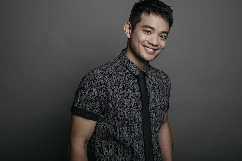 Osric Chau recurs as Vogle in BBC America's 'Dirk Gently's Holistic Detective Agency,' which has its season finale Saturday. Photo Credit: Diana Ragland/Courtesy of True Public Relations