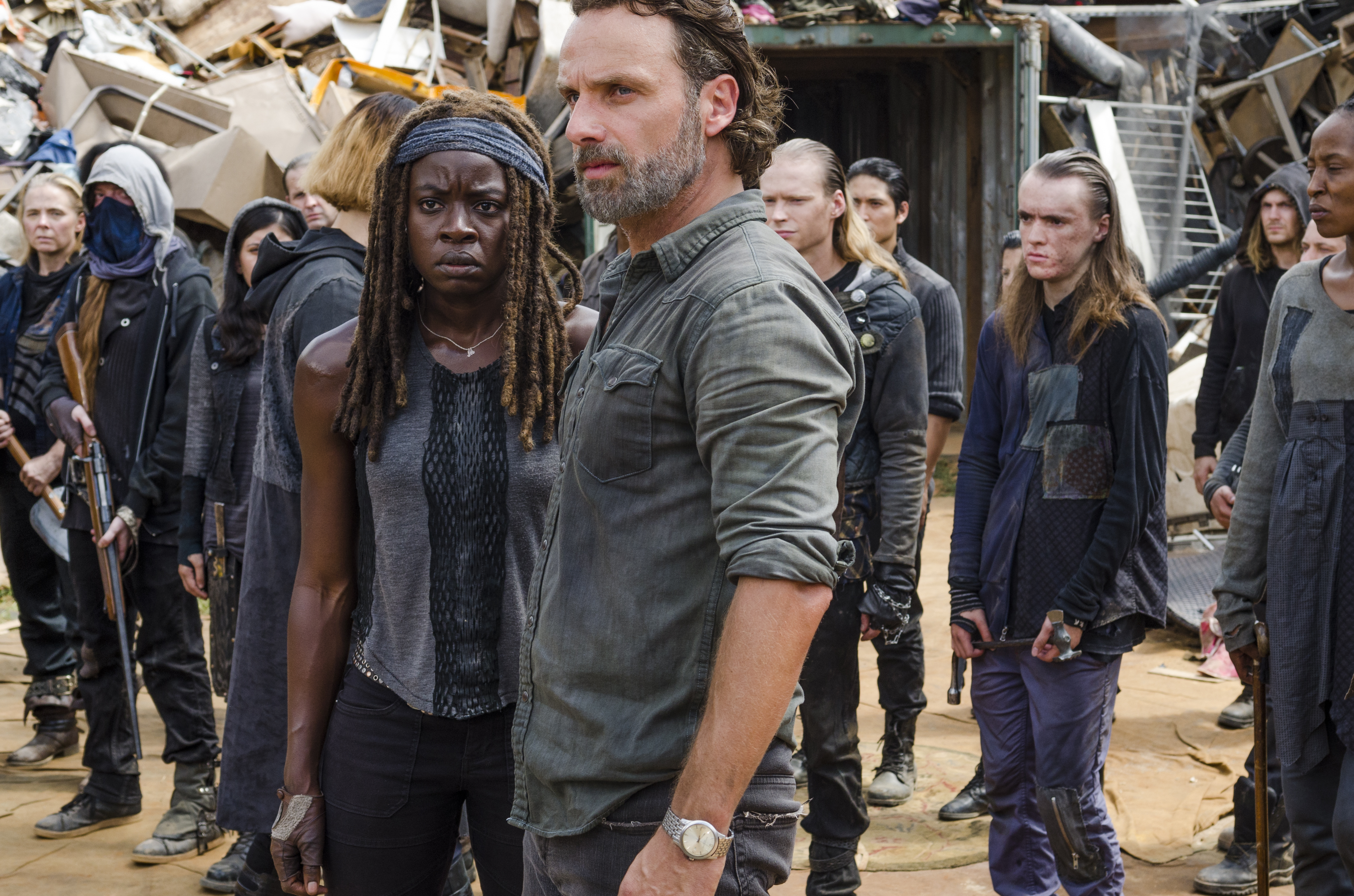 THE WALKING DEAD Recap: Rick and Co. Make Some