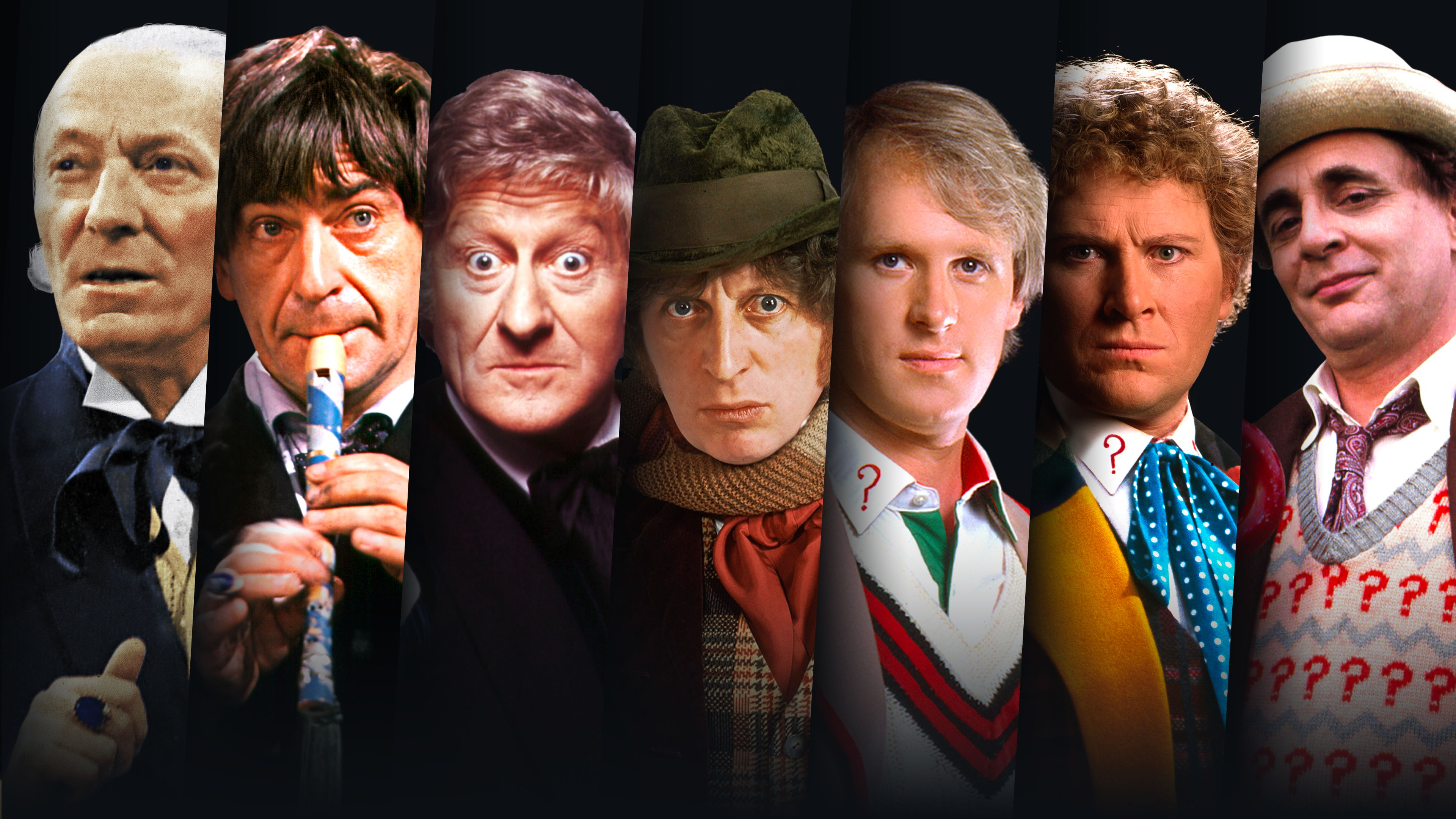 Classic Doctor Who Comes to British Streaming Service BritBox!