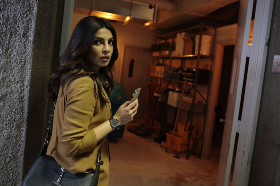 Priyanka Chopra just announced that 'Quantico' to have a season 3!!