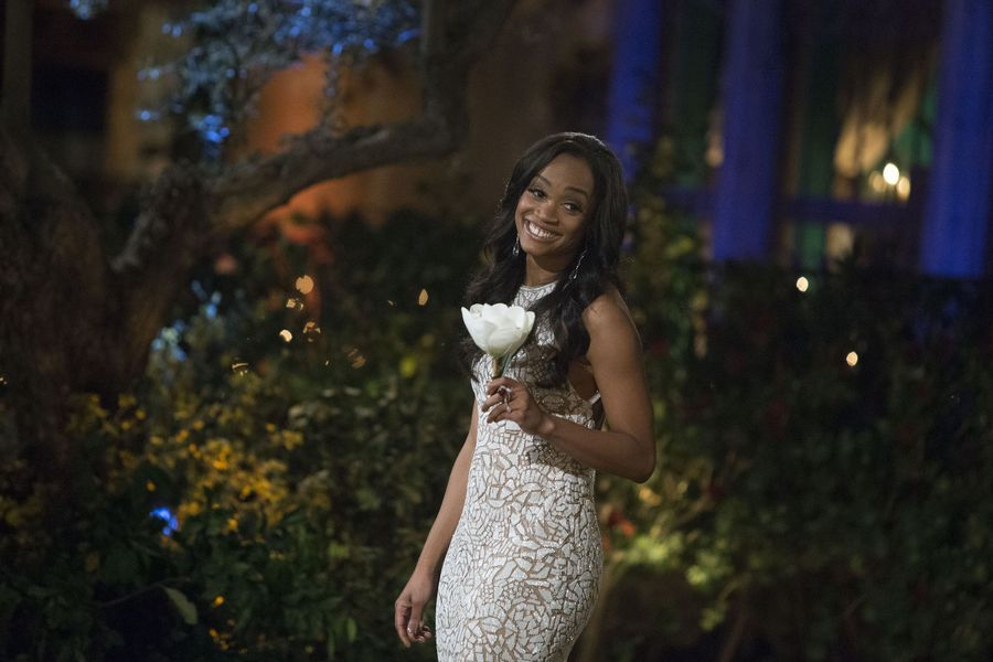 'Bachelorette' premiere: Rachel Lindsay is swept off her feet [literally]