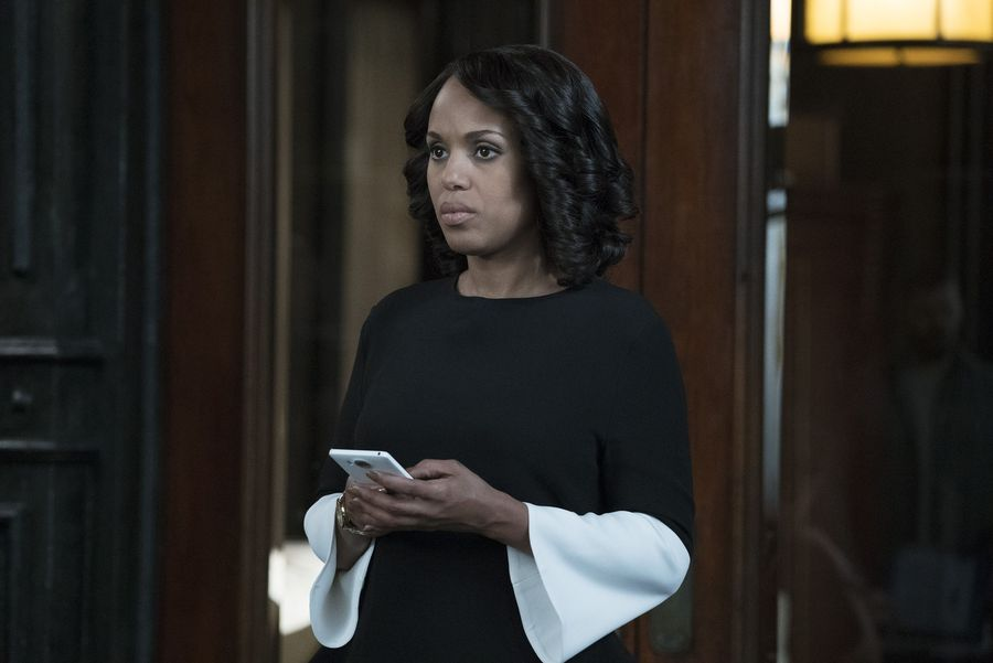 'Scandal' will reportedly end after season 7