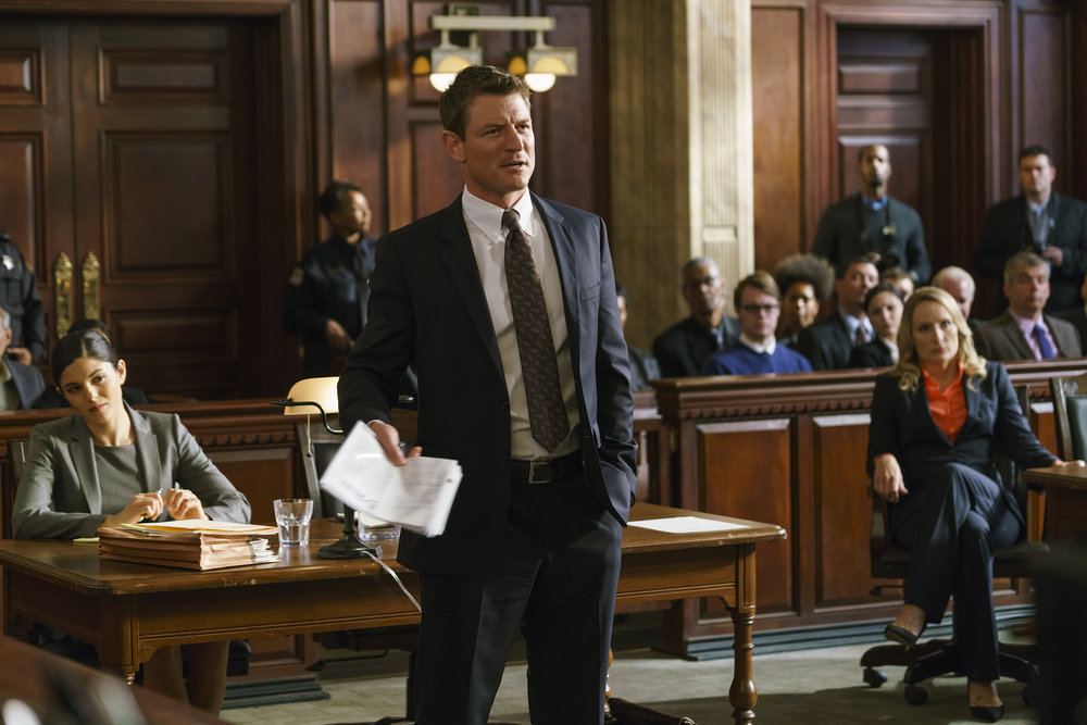 'Chicago Justice' one and done: NBC cancels show after a single season