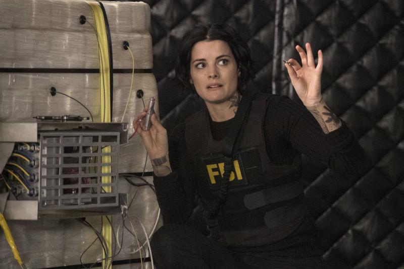 Blindspot Renewed For Season 3 By NBC