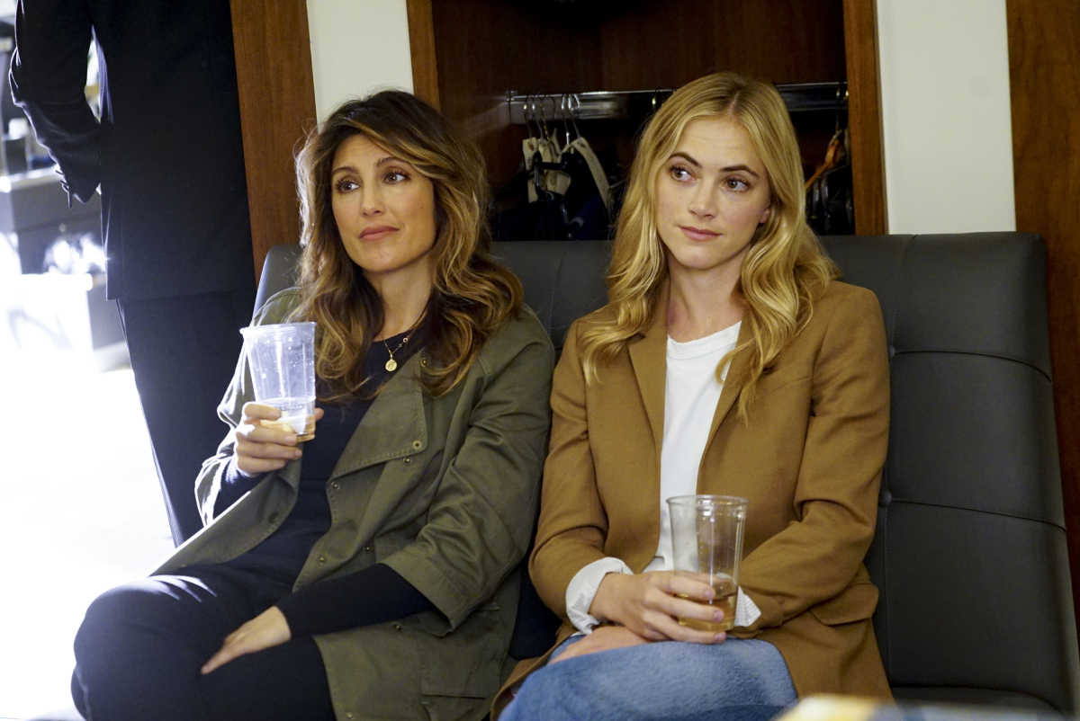 Jennifer Esposito exiting NCIS after one season