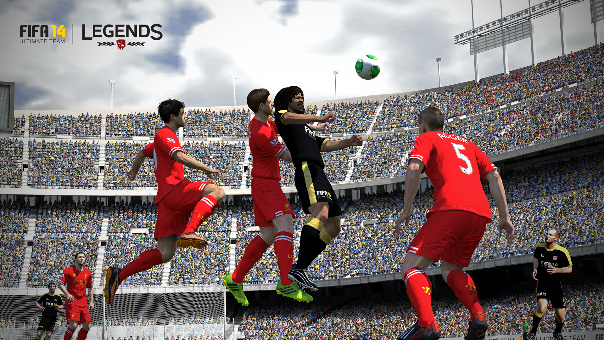 Real Madrid Fifa 14 Wallpaper For Fifa Soccer 14 Will be