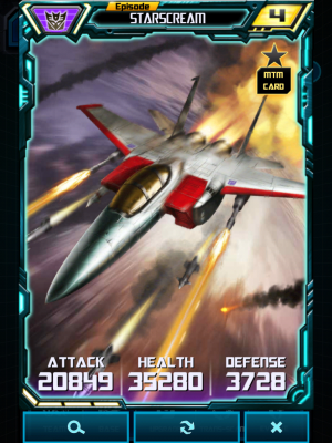 TL-starscream