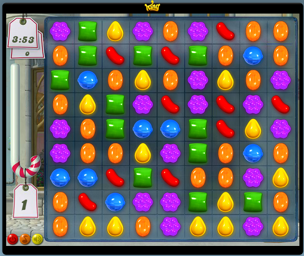 candy crush mobile f2p games