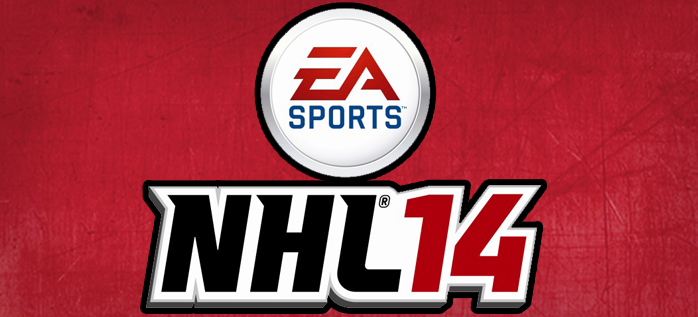 nhl 14 review header