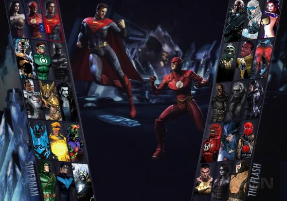 Injustice-Gods-Among-Us-Character-Select