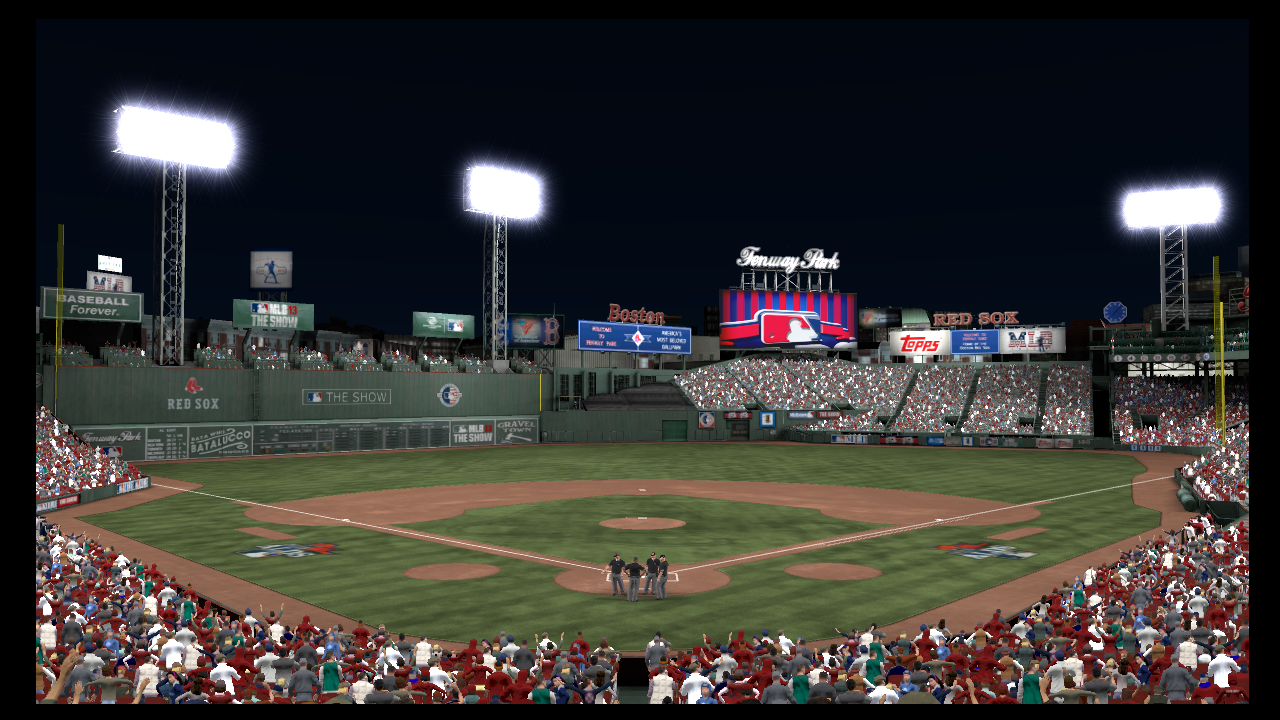 mlb 13 the show alds rays redsox playoffs series simulation