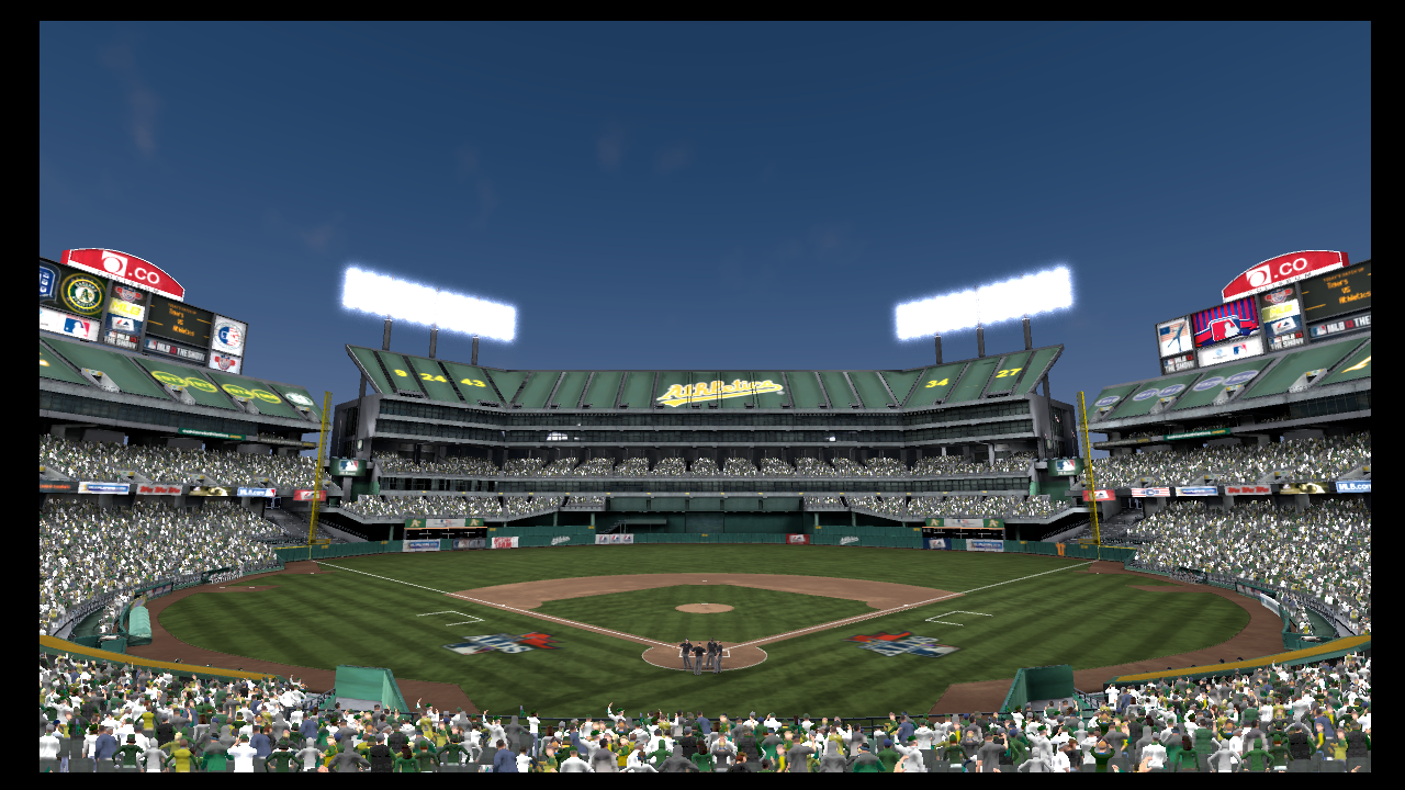 tigers vs athletics mlb 13 the show alds series simulation