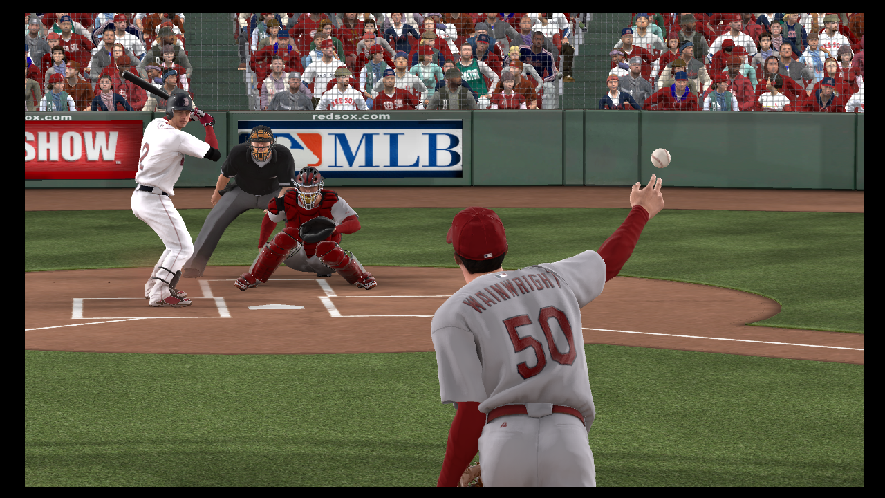adam wainwright world series game 1 pitching simulation