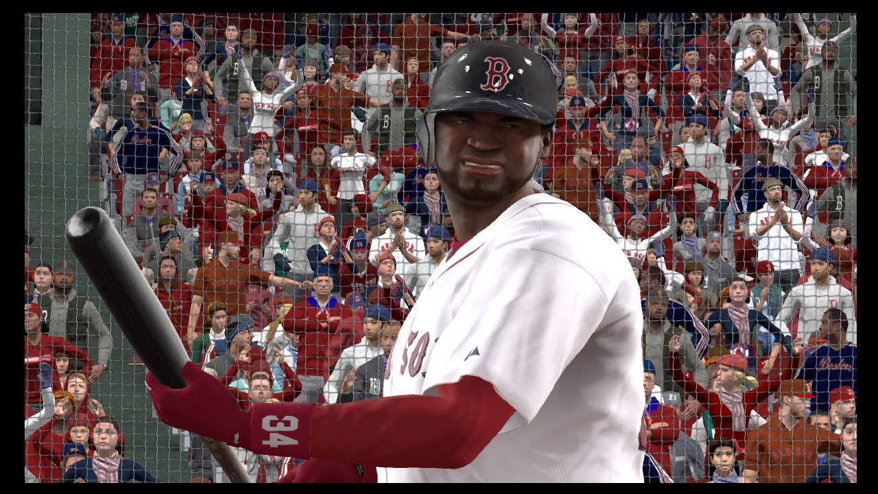 david ortiz world series game 1 angry