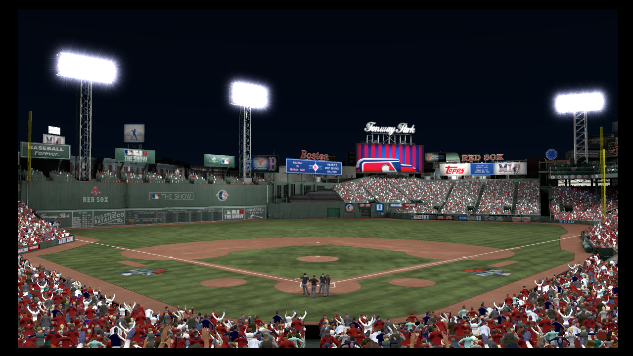 tigers vs red sox mlb 13 the show nlcs simulation