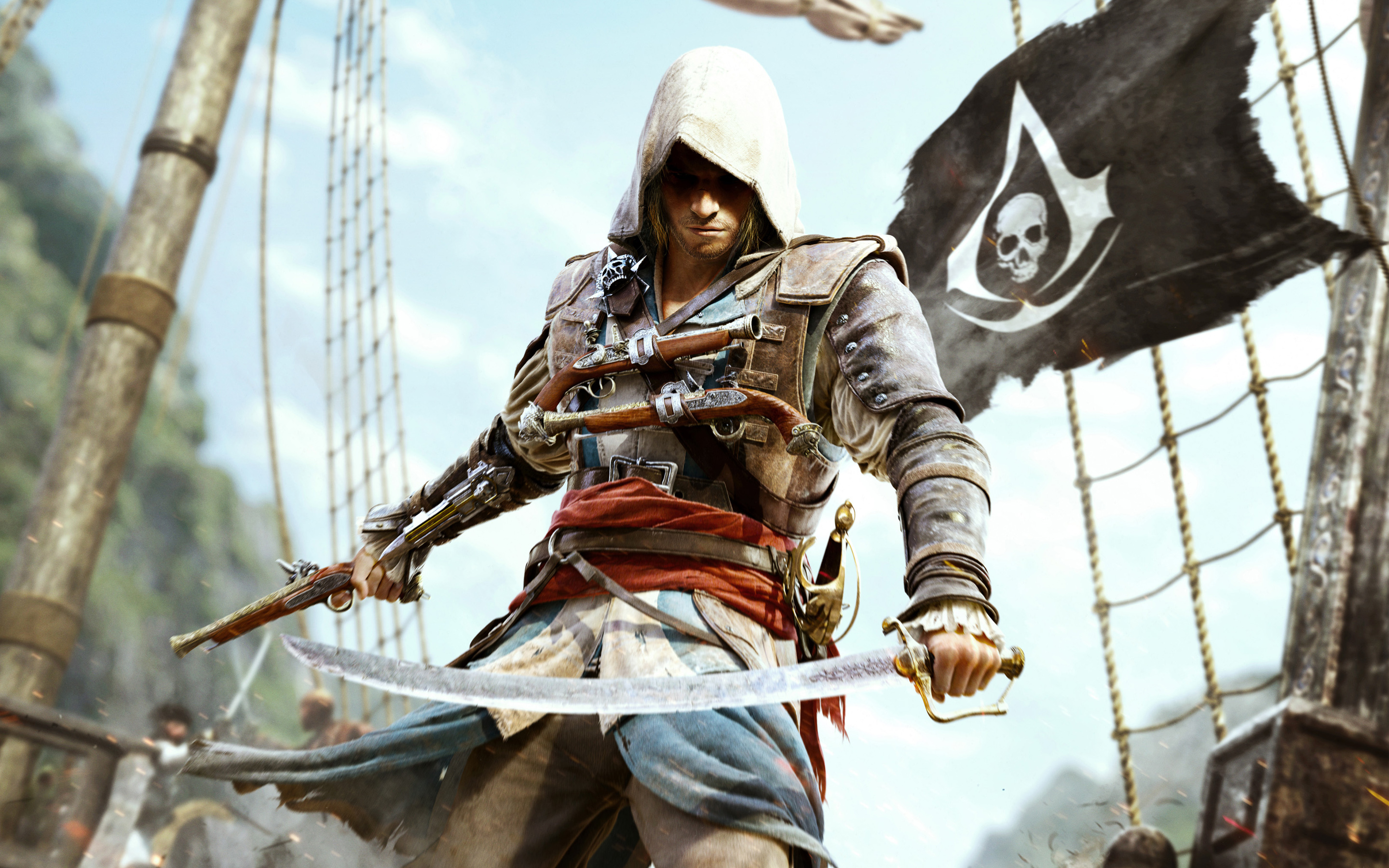 Assassin's Creed IV: Black Flag - הורדה מהירה !