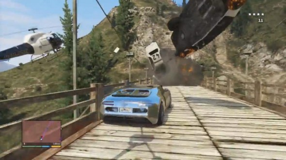 gta 5 mount chilliad