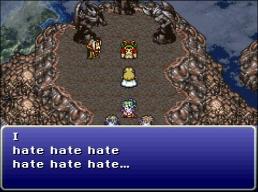 final fantasy vi hate hate hate