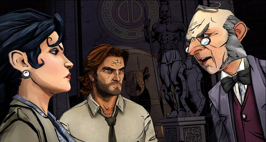 wolf among us ichabod crane snow white bigby wolf