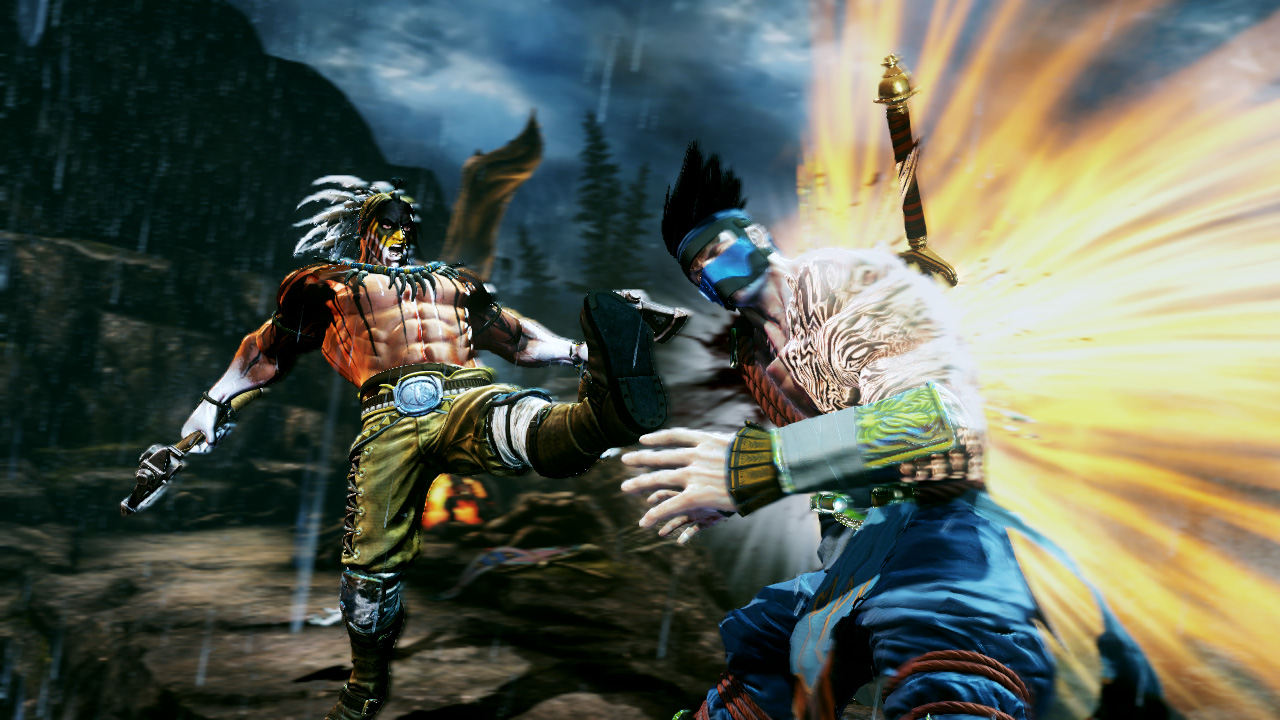 killer instinct chief thunder jago screen