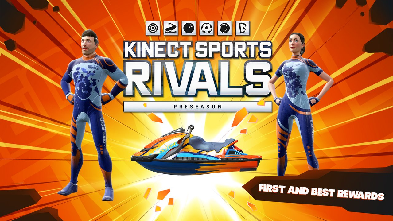 kinect sports rivals preseason