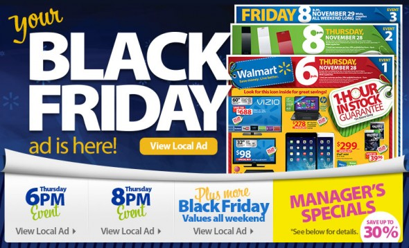 black friday ad