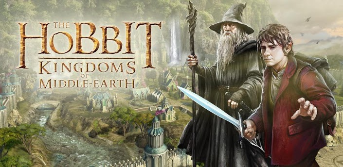 The Hobbit: Kingdoms Of Middle-Earth Wins Google Play Award