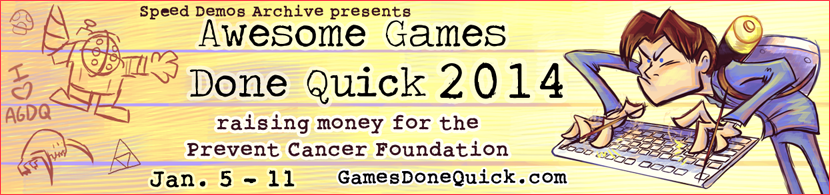 awesome games done quick banner