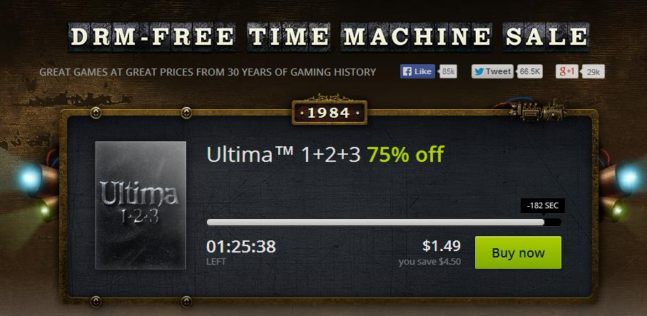 gog drm free time machine