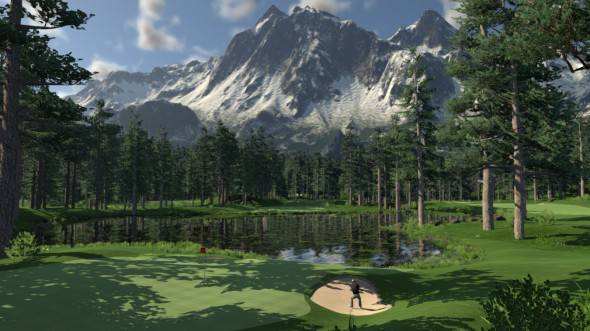 Users will be able to create picturesque courses in any way they please.