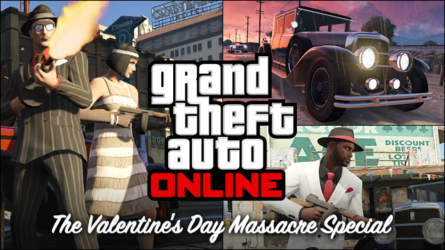 gta v valentine's day massacre