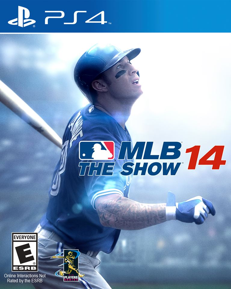 mlb 14 the show brett lawrie canadian cover