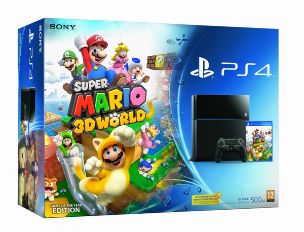 Game Like Mario Bros For Ps4
