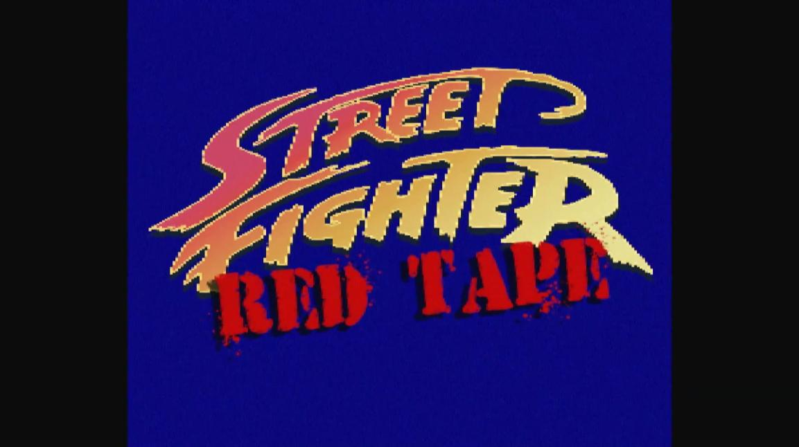 street fighter red tape pete holmes show