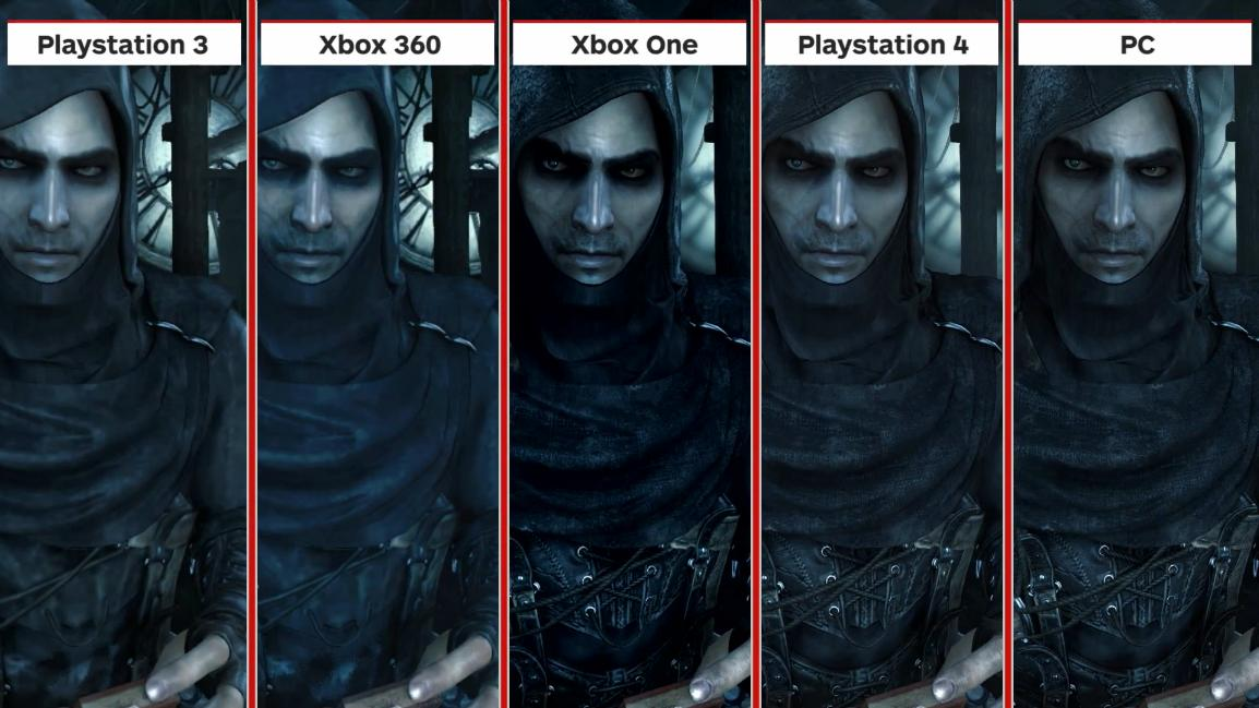 thief comparison