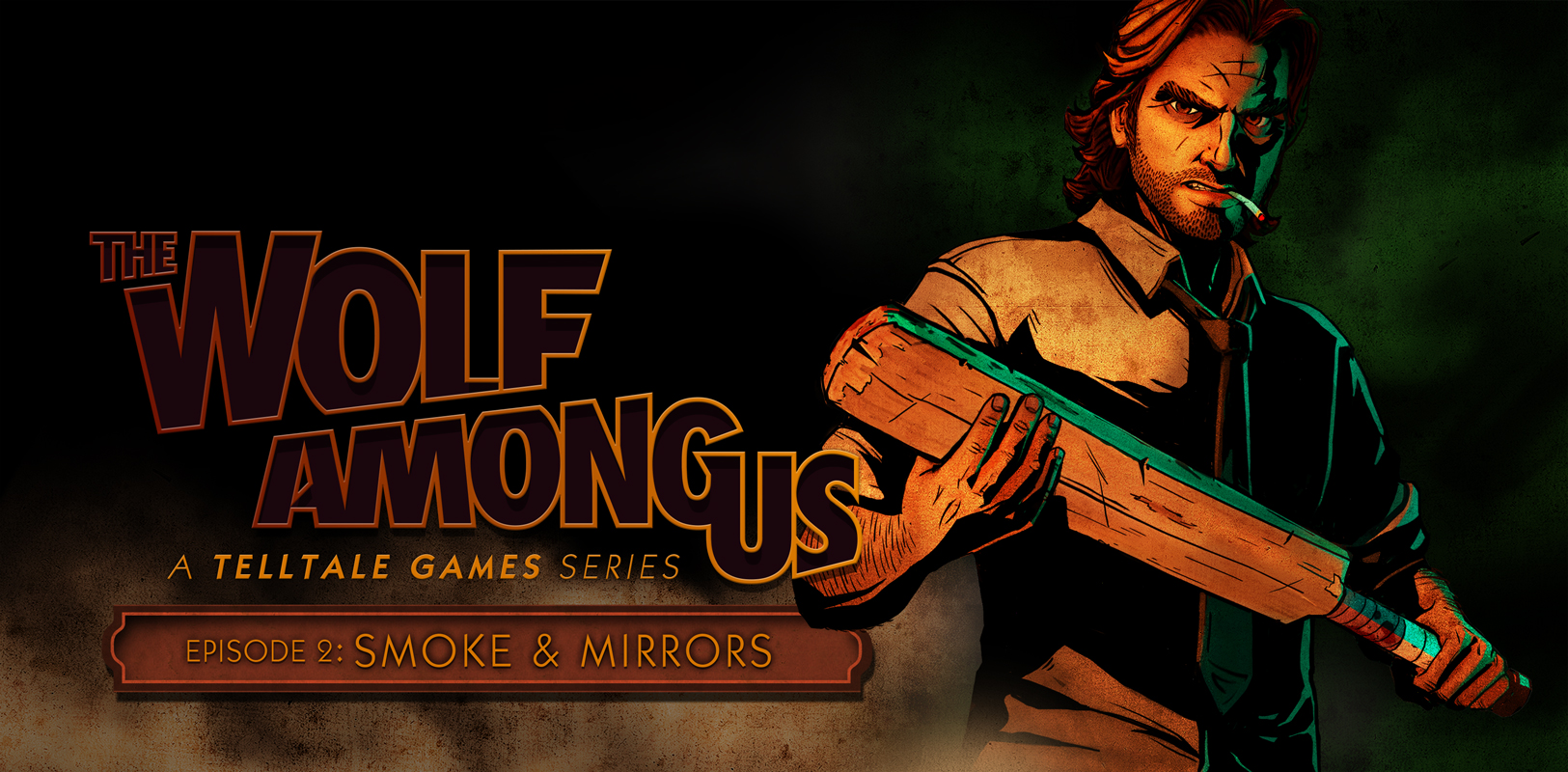 wolf among us episode 2 logo