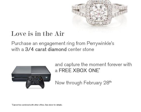 xbox one diamond ring