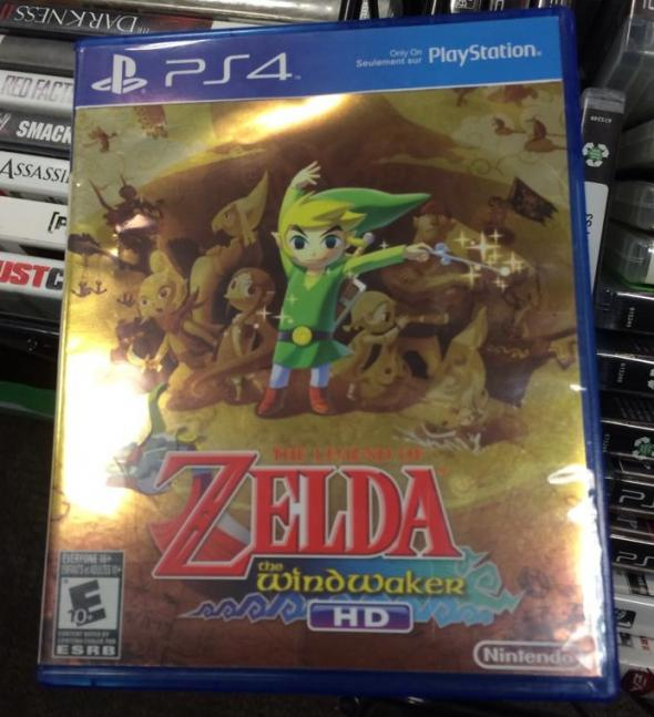windwaker ps4