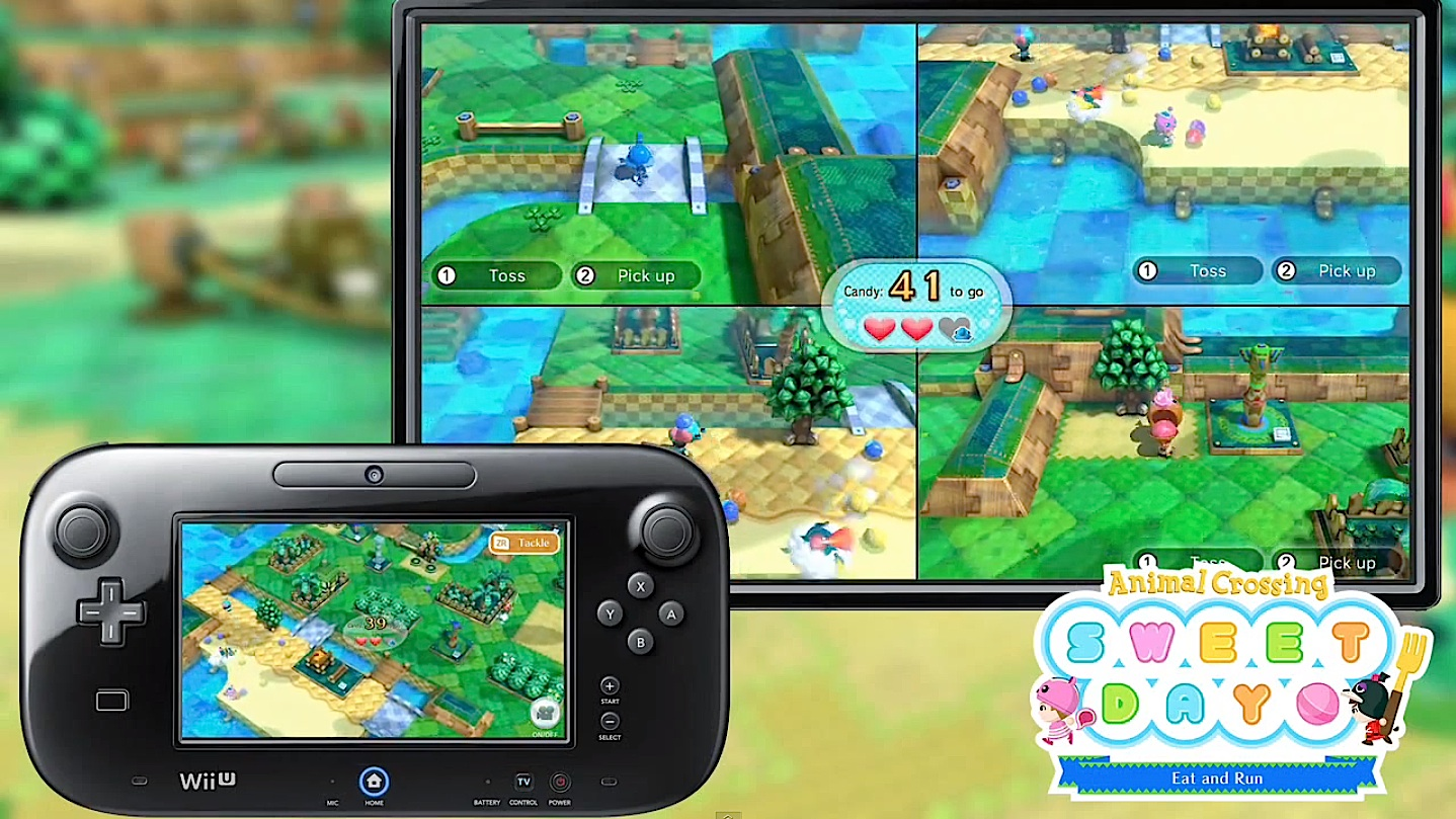 Nintendo offering refurbished wii u for 200 - Coupe animal crossing wii ...