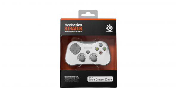 Steelseries Stratus front box