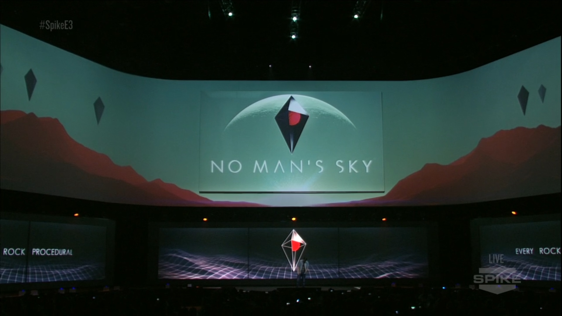e3 2014 no man 39 s sky gameplay featured on ps4. Black Bedroom Furniture Sets. Home Design Ideas