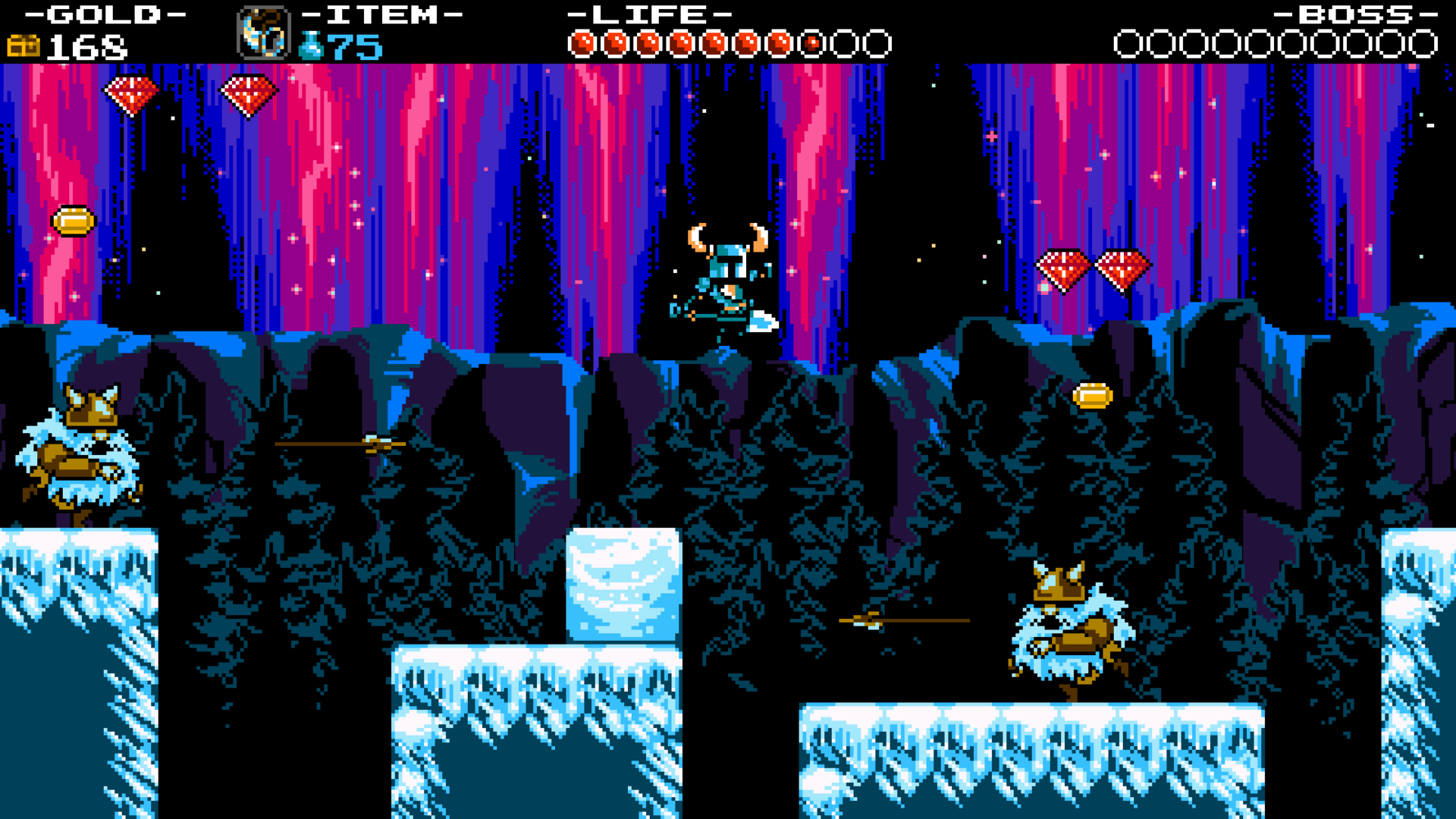 Shovel Knight -Polar Knight