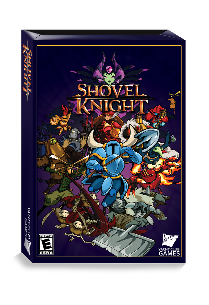 shovel knight box
