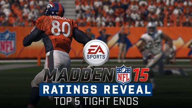Madden-15-TE-Player-Ratings