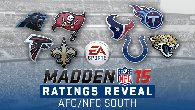 Madden-15-AFCNFC-South
