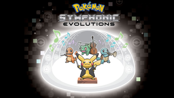 Pokemon Symphnoic Evolution Concert